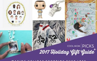 It's here! Our 2017 Holiday Gift Guide. Whoo!