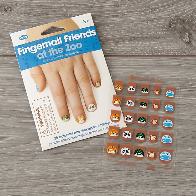 Stocking stuffer ideas for kids under $5: Nail decals