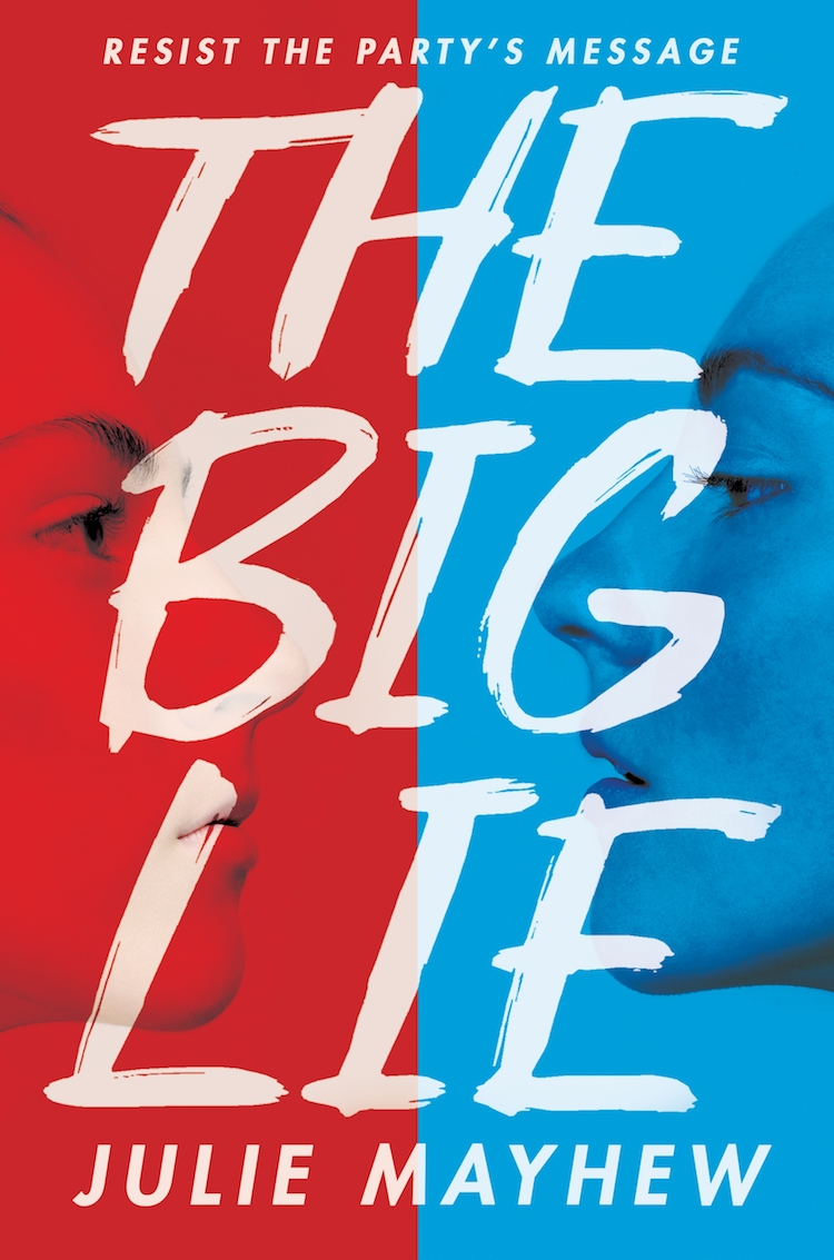 Great middle-grade novels your kids should read: The Big Lie by Julie Mayhew