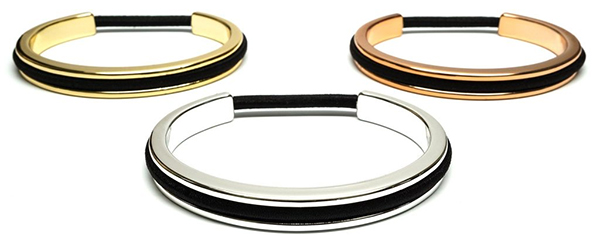 Cool hair tie bracelets : Glam gifts for a female BFF