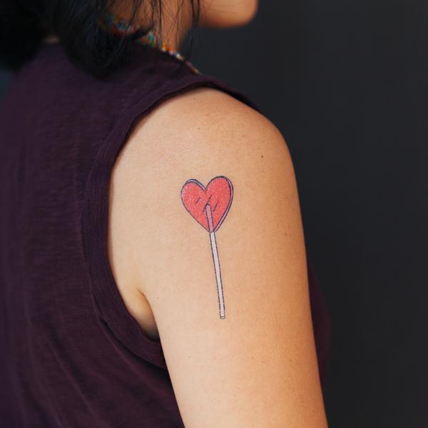 Stocking stuffer ideas for kids under $5: Temporary tattoos