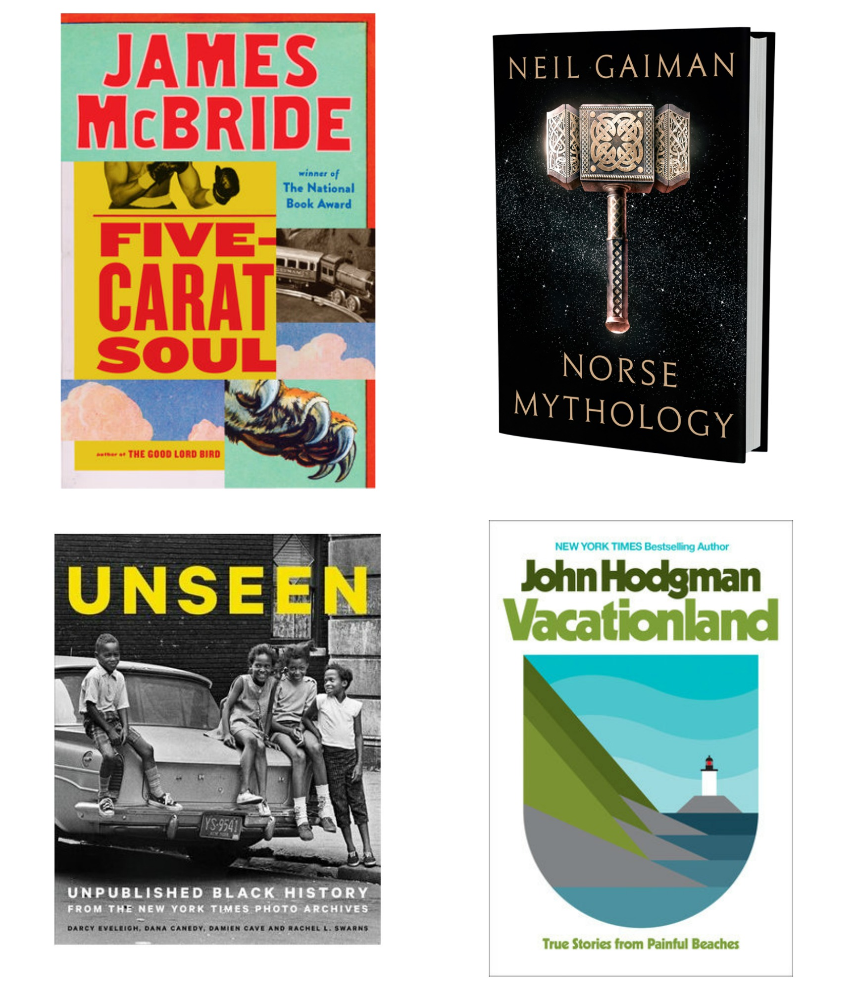 A favorite book he's been meaning to read....and time to read it! | Coolest Men's Gifts | 2017 Holiday Gift Guide