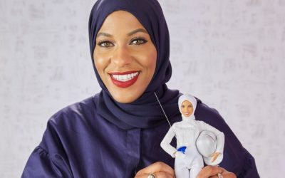 The Ibtihaj Muhammad Olympian Barbie | Editors Top 10 of the Year