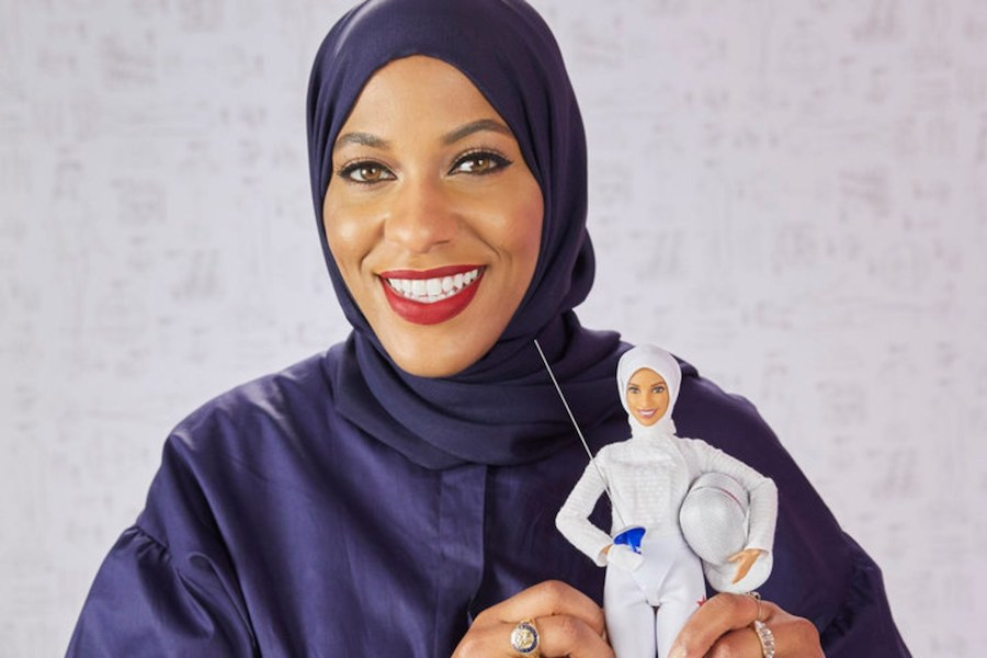The Ibtihaj Muhammad Olympian Barbie | Editors Top 10 of the Year