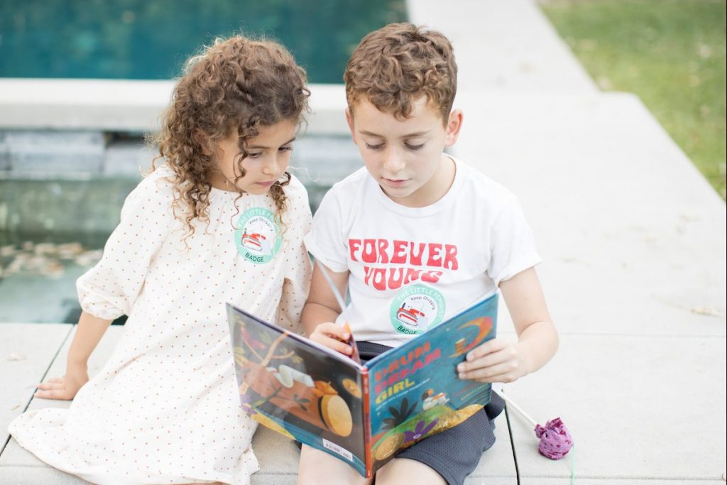 The Little Feminist: A cool subscription box for kids revolving around books featuring diverse heroes and heroines