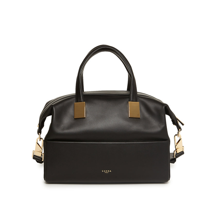 Luana Italy Satchel from aha life: Great holiday gift on sale