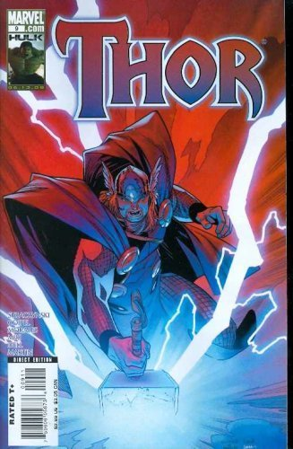 Marvel Thor 9 comic: Cool kids' stocking stuffer ideas supporting indie shops