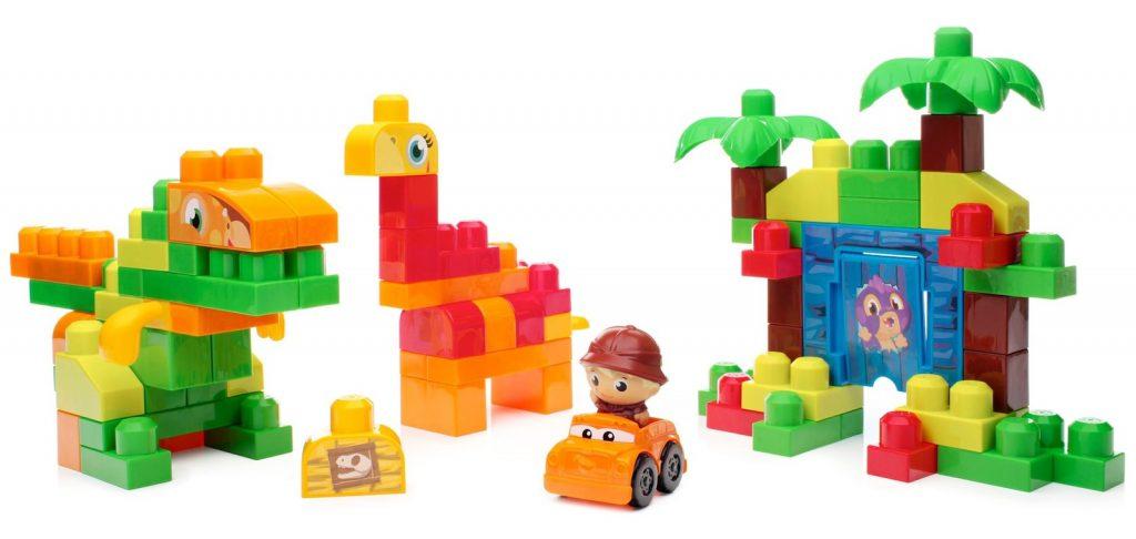 Fun building sets for kids: Build-a-dinosaur set | Sponsor