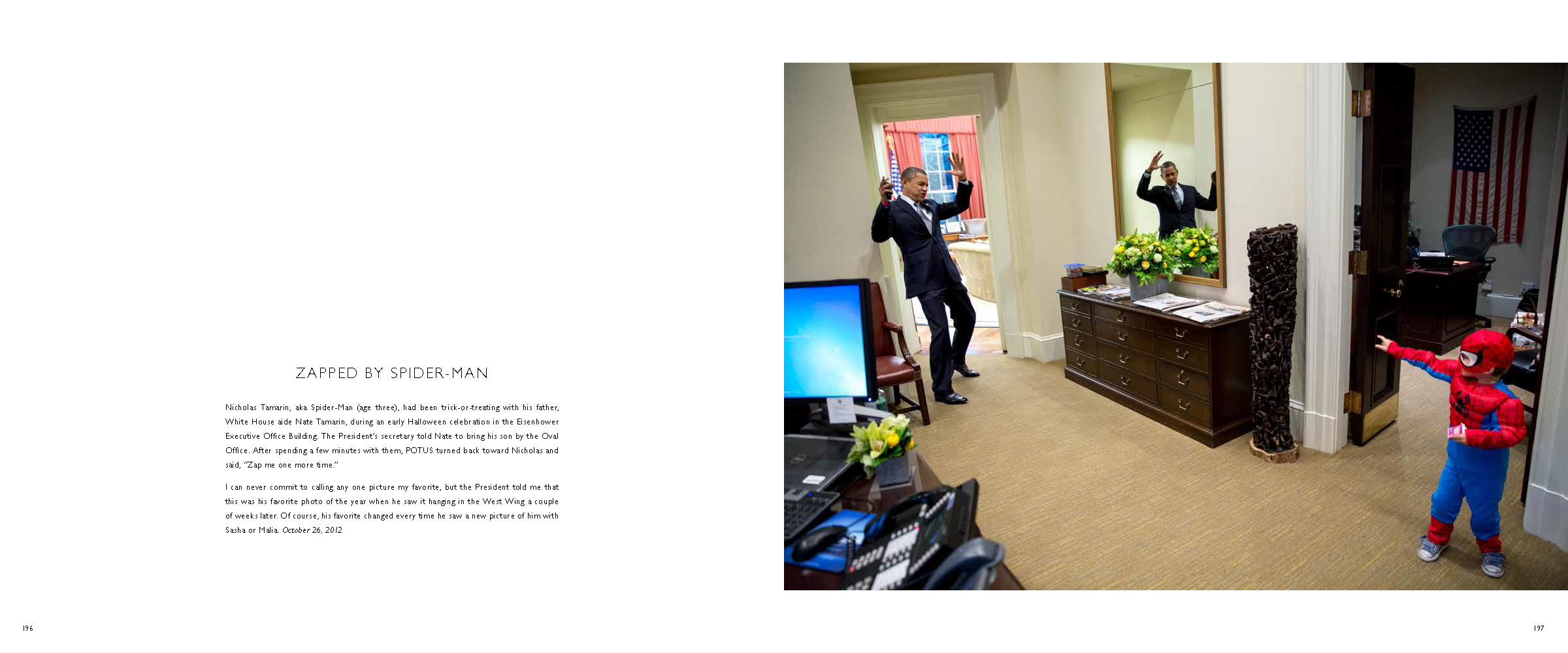 Obama: An Intimate Portrait by Pete Souza | Coolest Men's Gifts | 2017 Holiday Gift Guide