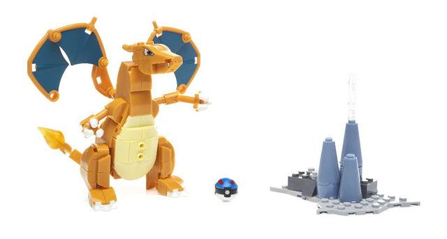 Fun building sets for kids: Pokemon Charizard | Sponsor