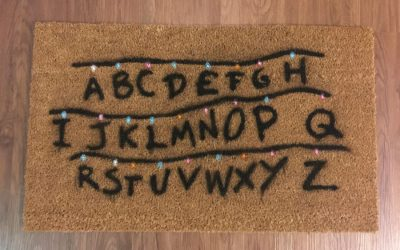 The Stranger Things doormat you need for the holidays
