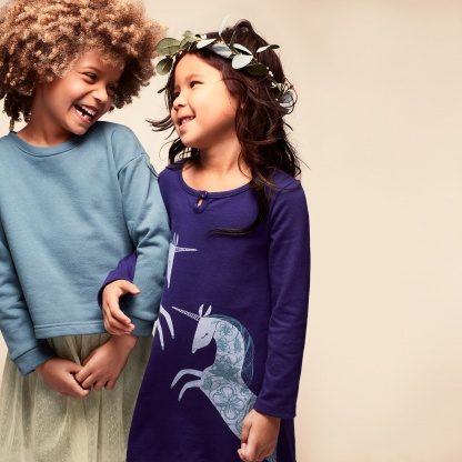 Tea Collection f/w 2017 clothes for kids on sale