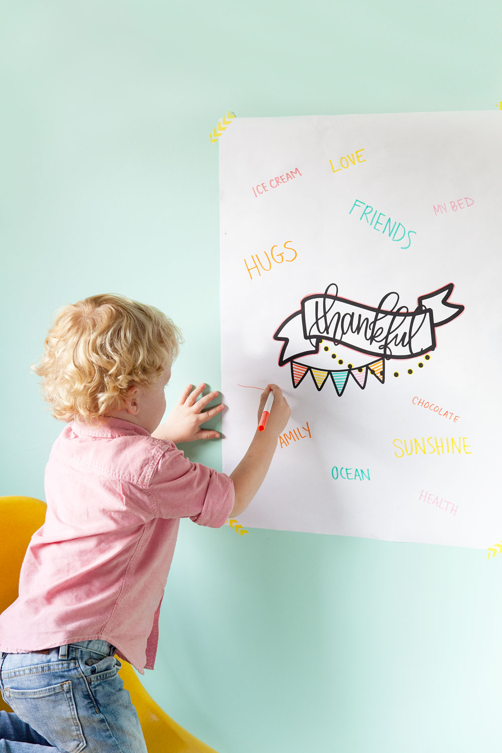 Thanksgiving activity printables: Gratitude Thanksgiving Printable | Tell Love and Party