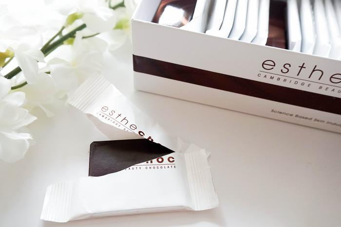 Esthechoc: Antioxidant packed beauty chocolates. Really! | sponsor