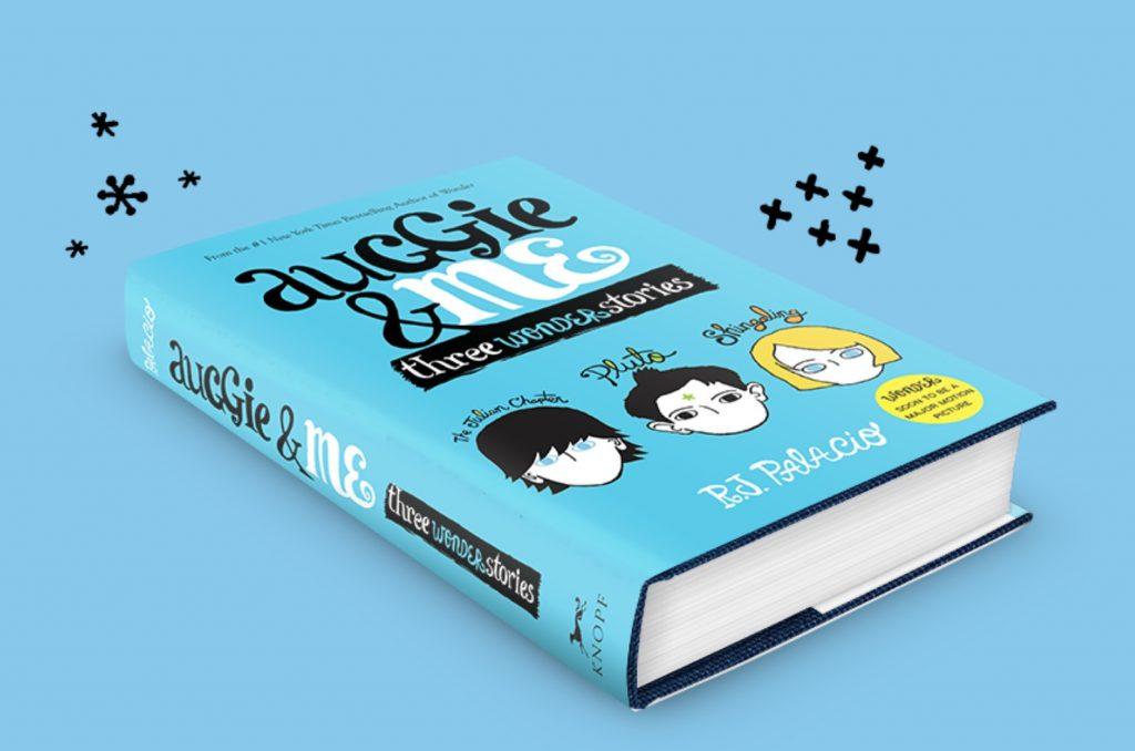 Great gifts for kids who love Wonder: Auggie & Me, Three Wonder Stories