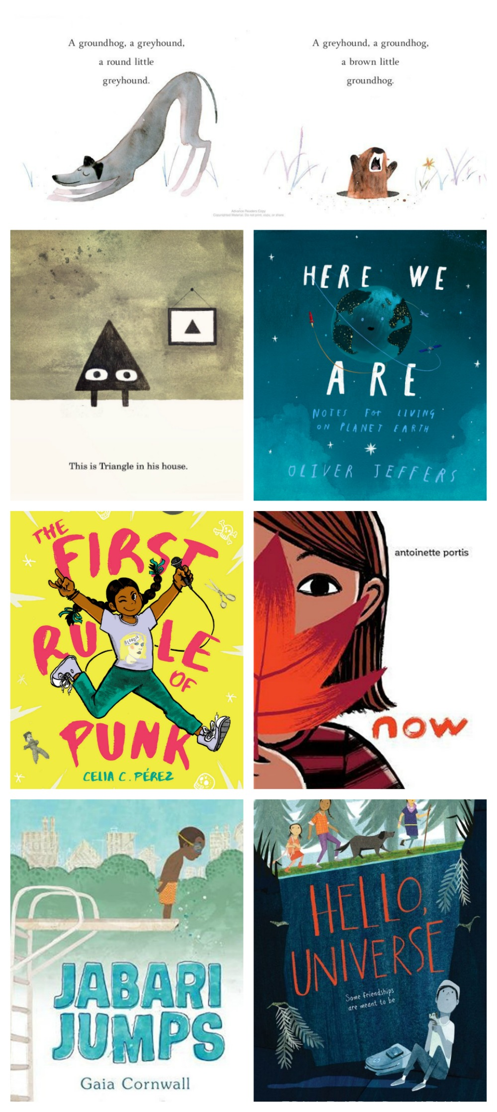 Best children's books of 2017: Selections from the book reviewers at NPR