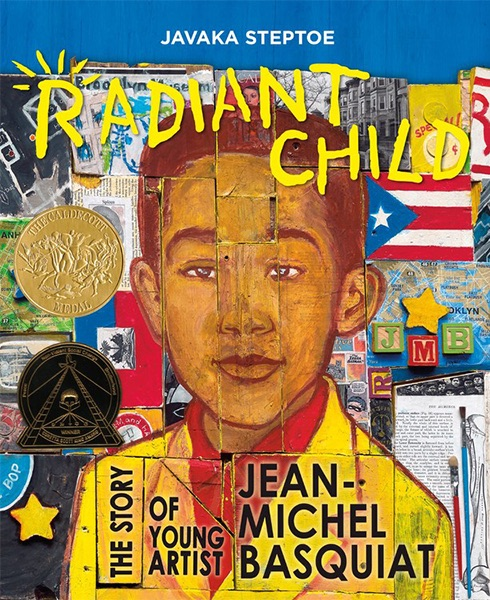 The best children's books of 2017: Radiant Child by Javaka Steptoe