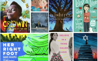 The best children's books of 2017 to read in 2018: All the year-end lists, all in one place.