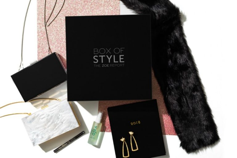 A subscription box gift from Rachel Zoe amps up the style at a really nice price