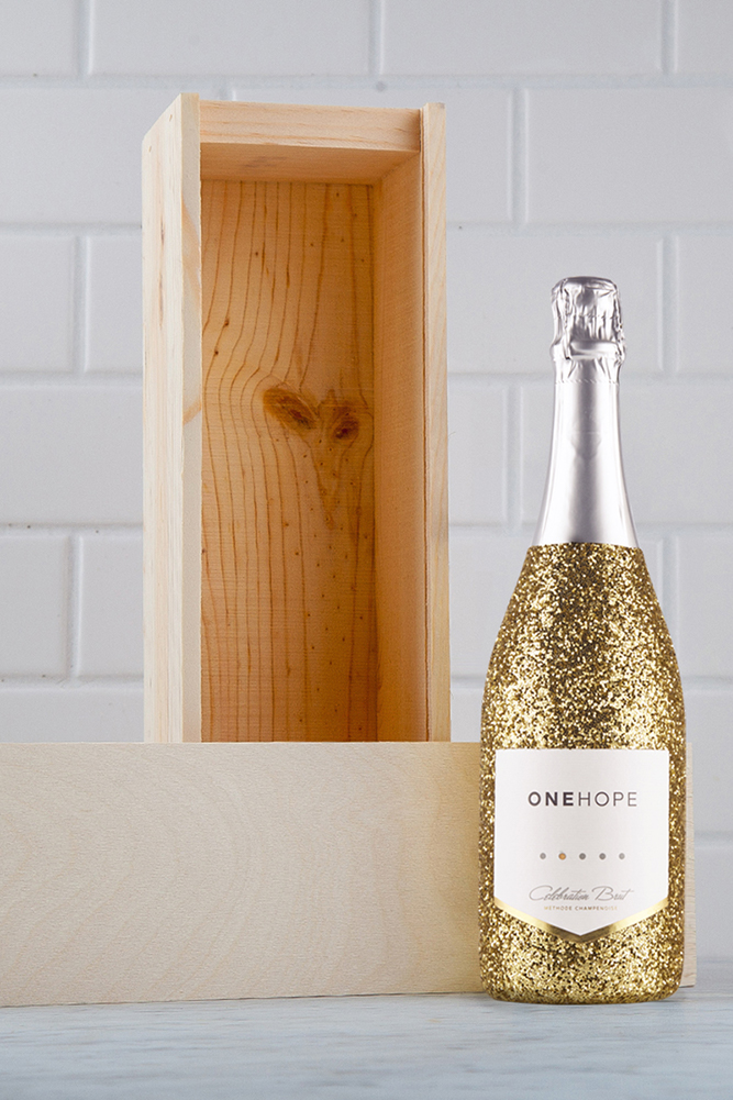 New mom gifts: Celebration Brut | OneHope