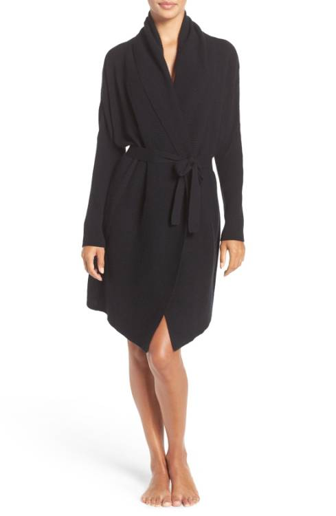 New mom gifts: Cheyenne Cashmere Robe at Nordstrom