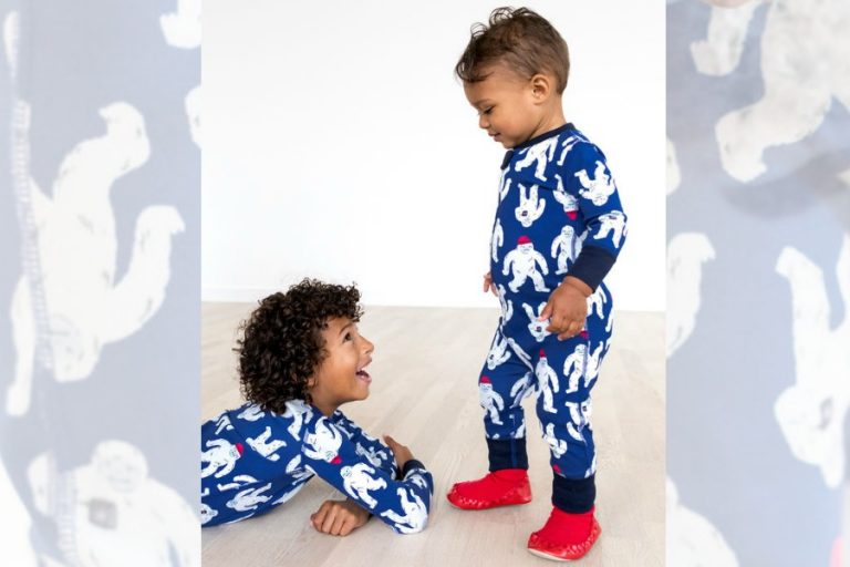 5 cool Christmas pajamas for babies and kids that don't make them look like elves.