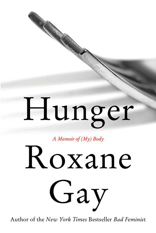 Best 2017 books by women authors: Hunger by Roxane Gay | Amazon