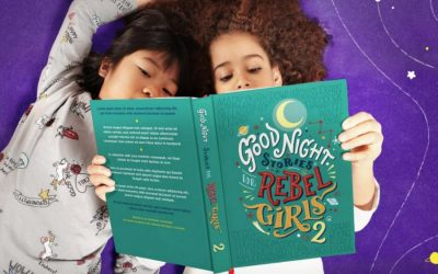 Goodnight Stories for Rebel Girls Vol. 2 | Editors Top 10 of the Year