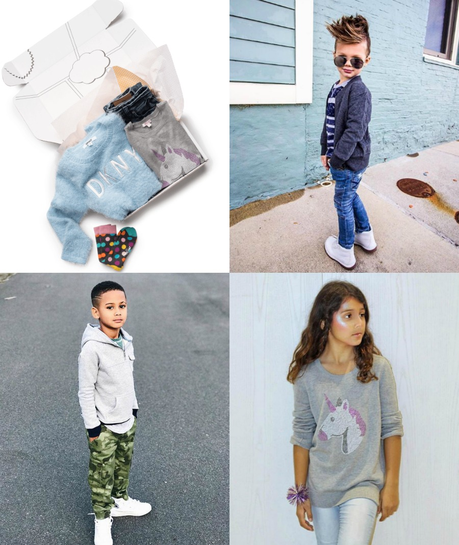 Kidbox subscription clothing box is affordable and convenient...and now giving back to kids in need for each one purchased