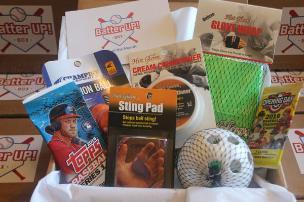 Sports Co Subscription box from Cratejoy