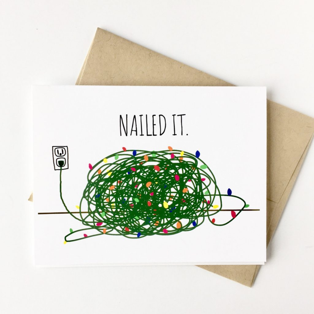 Nailed It: Funniest Christmas Cards