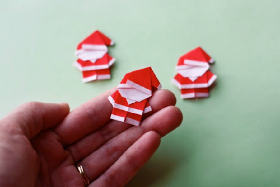 7 of the coolest origami ornament tutorials, from simple to OMG.