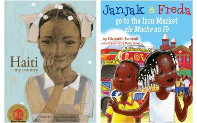 5 books about Haiti for kids that celebrate its beauty, resilience and culture.