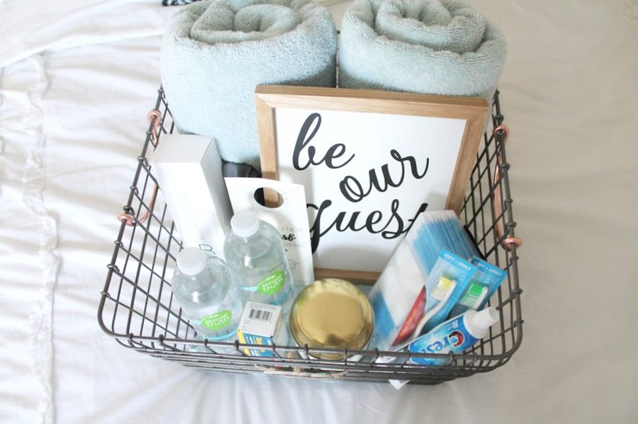 Wonderful Ideas For Making A Guest Room Feel Extra-welcoming