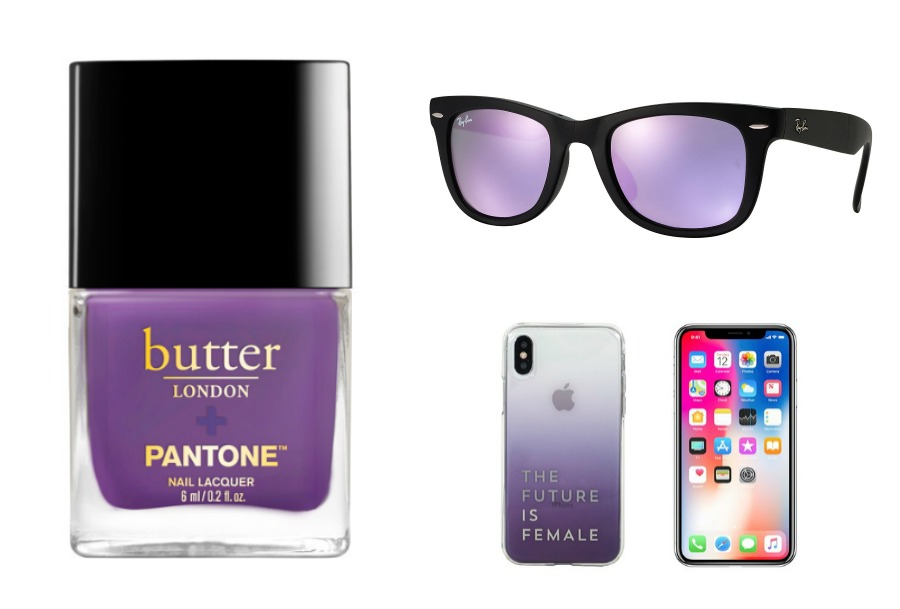 13 gorgeous ways to help you rock Ultra Violet, the 2018 Pantone color of the year.