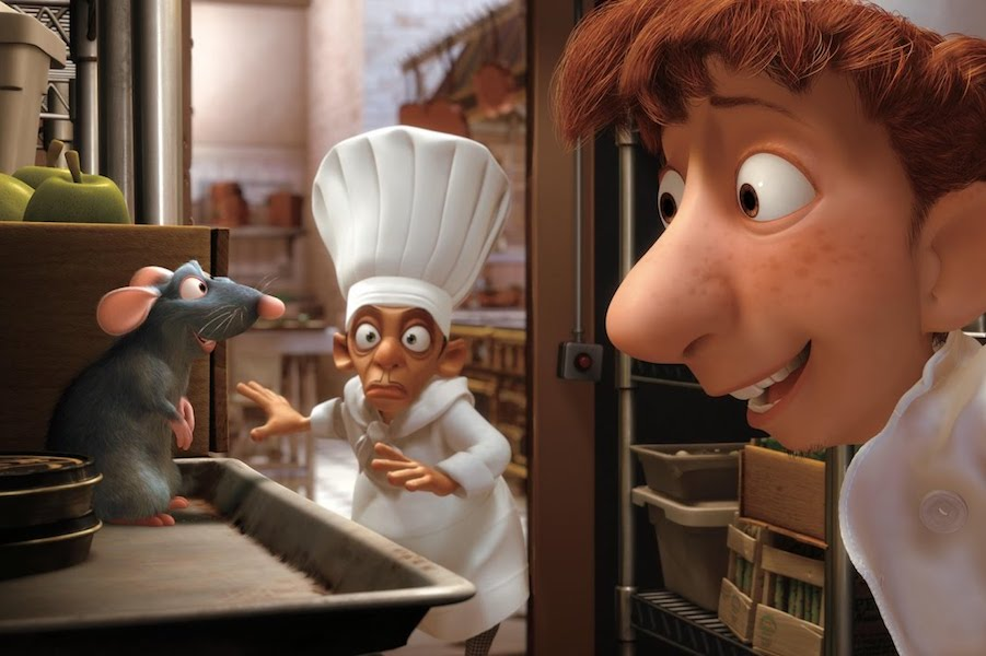 Our 6 favorite Disney Family Movies you can watch free right now: Ratatouille