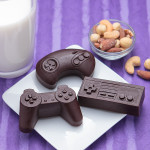 Classic game controllers you can eat