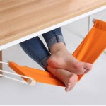 A foot hammock. You know, for feet.