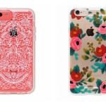 Gorgeous floral iPhone cases that have us thinking spring. We're ready!