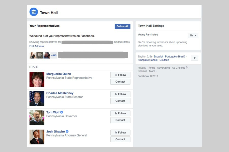 How to use the new Facebook Townhall feature on Cool Mom Tech