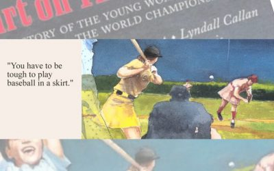 The book that inspired A League of their Own