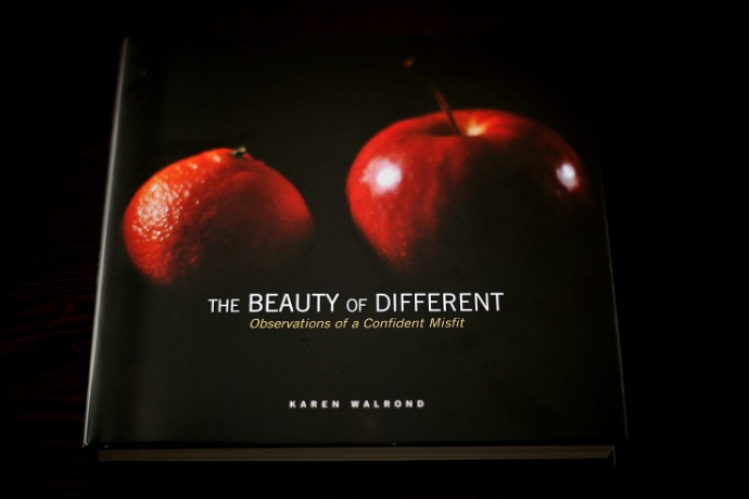 The Beauty of Different – both different and beautiful