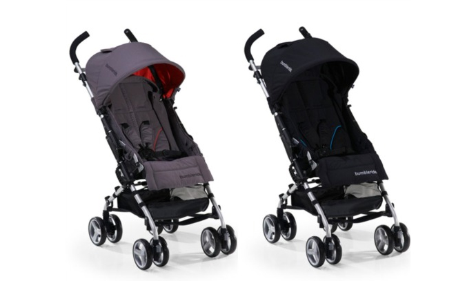 Bumbleride Movement Edition stroller has got it going on.