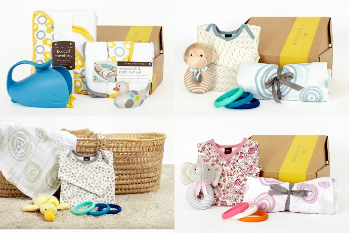 The handy dandy box of things a mom seriously needs