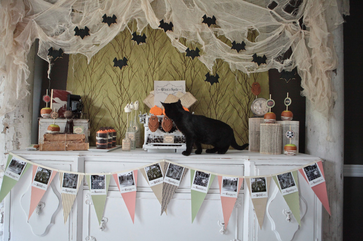 The coolest Halloween printables – go forth and be crafty!