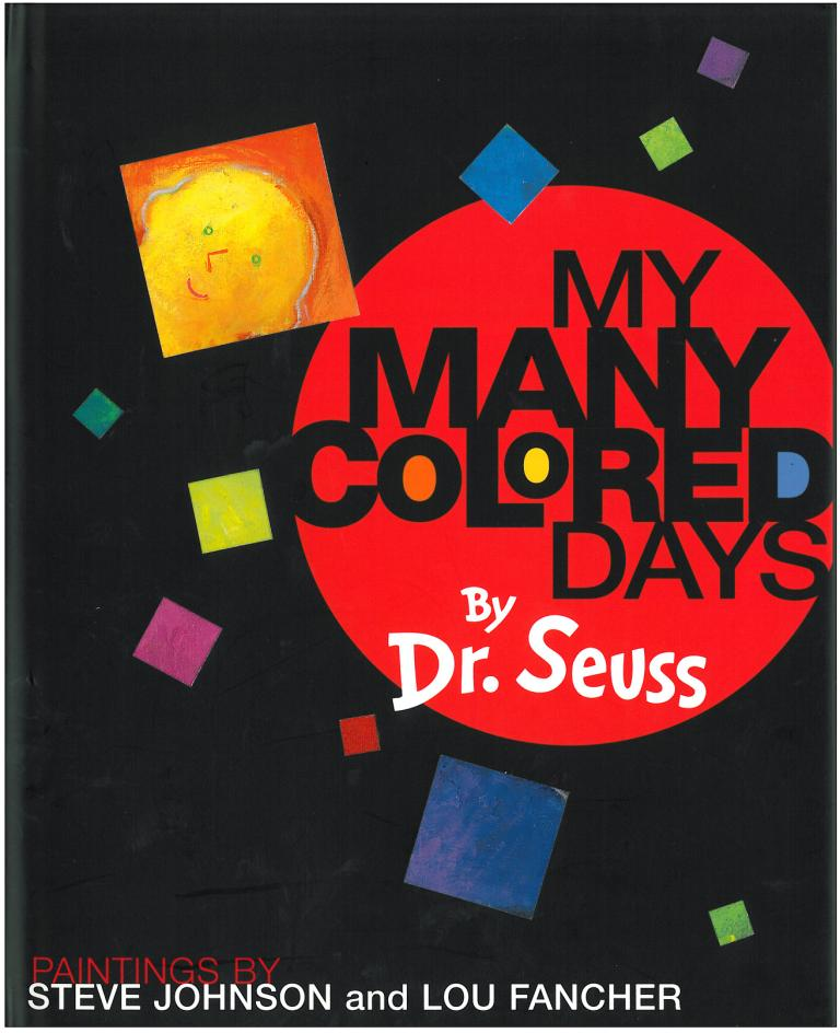 Our favorite Dr. Seuss books – Happy birthday Theodore Geisel!