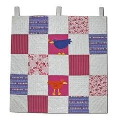 Quilts as Cool as Your Taste in Baby Clothes