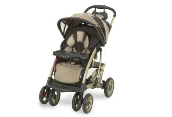 Breaking News: Graco Stroller Recall