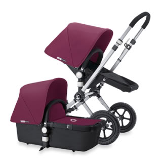 The Bugaboo Cameleon goes purple for 2012