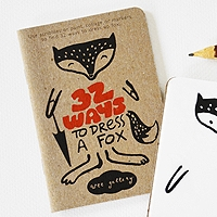 32 Ways to Dress a Fox? Is that a personal challenge?